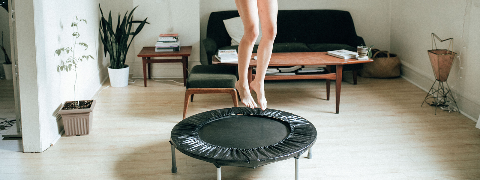 REBOUNDING: JUMPING FOR HEALTH